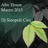 Afro House - Marzo 2015 Dj Sinopoli Ciro