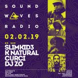 Episode 509 - SlimKid3, K-Natural, Curci & DJ Zo - February 2, 2019