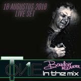 Boudoir Bizarre 18 Aug Live set