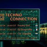 Cor Zegveld exclusive radio mix Techno Connection UK Underground FM 12/04/2019