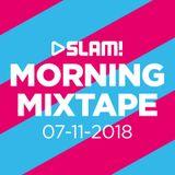 Morning Mixtape / Chase Miles / 07-11-2018