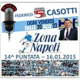 ZONA NAPOLI - Federico Casotti (Goal.com, Commentatore)