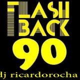 Djricardo rocha  Megamix 90's