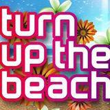 Jay Hardway live @ Turn Up The Beach, (IJmuiden aan Zee, The Netherlands) - 12.07.2014