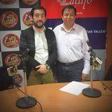 Entrevista al Jefe del Fondo Editorial de la UCV, Pablo Cotrina (Radio Comas)