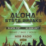 Aloha State Breaks; hosted by SilviaSativa {LIVE on NSB Radio - October 21st, 2019}