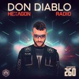 Don Diablo : Hexagon Radio Episode 260