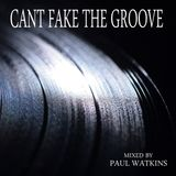 CANT FAKE THE GROOVE
