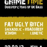 Grime Time 22.02.2013 Set