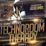 LIQUID LIMBS dj set #05 for TechnoRoom Therapy