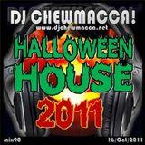 DJ Chewmacca! - mix090 - Halloween House 2011
