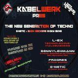 G-NETIC's B-Day Bang @ Kabelwerk Mönchengladbach 2013-09-07