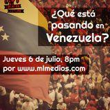 Forjando Futuro - ¿Qué está pasando en Venezuela?