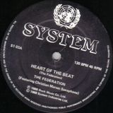 Beat Of The Heart/Heart Of The Beat/The Federation