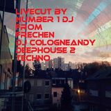 #FrechenBallert #livecut by #Cologneandy #Deephouse #EDM & #drumcode #techno incl #Nr1 #beatport