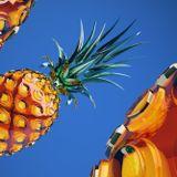 Secretlab - Glass pineapple
