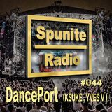 Spunite Radio #044 DancePort