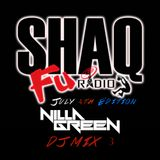 ShaqFu Radio (DJ MIX 3 - 4th of July Edition)