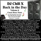 Best of 90's House Music - Back in the Day Pt. 6 by  DJ Chill X