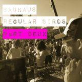 Pieter Legel @ Bauhaus; The Regular Birds part Deux