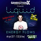 GL0WKiD with LIQUID Guest Mix & Interview @ Planet Rave Radio (04APR.2017)