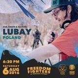 Lubay's digital reggae selection @ Freedom Fighters event (Funky Monkey, Manoel Island) 06-08-2016