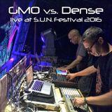 GMO vs. DENSE - live at SU.N. Festival 2016, Hungary