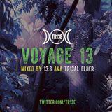 VOYAGE 13 [NAVIGATED BY 13.3 AKA THE TR13AL ELDER]