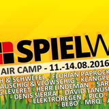 Pico live @ Sonne Mond Sterne Festival 2016 - Spielwiese Stage (Fridays Opening Set)