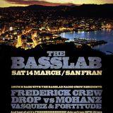 The Basslab @ San Fran Wellington - Warm up mix - DJ Fortitude