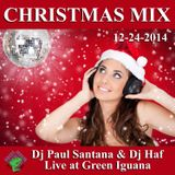 Christmas Eve Live at Green Iguana (12-24-2014)