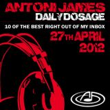 Daily Dosage 27th April 2012