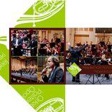 Trzy utwory na orkiestrę dętą / Three Pop Pieces for Brass Orchestra