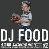 45 Live Radio Show pt. 90 with guest DJ STRICTLY KEV aka DJ FOOD