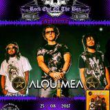 Programa Rock Out Of The Box - #03 - Entrevista com a banda Alquímea (23.08.2017)