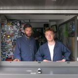 Mount Kimbie & James Blake - 8th September 2015
