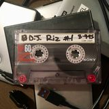 The Hip Hop Spot w/WildMan Steve & DJ Riz 90.3 WBAU August 9, 1993