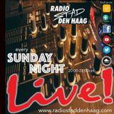 Radio Stad Den Haag - Sundaynight Live - March 18, 2018.
