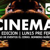 Cristian LM @ Cinema by Mision El Cerro (15-07-2013)