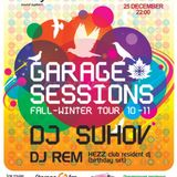 DJ Suhov - Garage Mix on Russian Radio (1998)