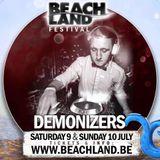 Demonizers beachland 2016 warm up mix