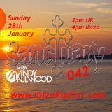 Sanctuary 042 ~ Ibiza Radio 1 ~ 28/01/18
