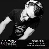 GIVE ME THE GROOVE by GEORGE M._#7#