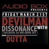 AudioBox Part VI @ Kiva - 10pm To 11pm - Devilman Set
