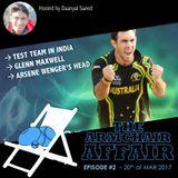 The Armchair Affair #2 - 20th of March 2017