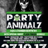 FLASH FINGER DJ LIVE @ Party Animalz - Halloween Edition, Voralberg, Austria 27th, Oct 2017