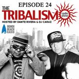 Tribalismo Radio-Episode 24  8/7/15. Live from Bondi Beach Radio