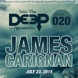 Into The Deep Episode 020 - James Carignan [July 23, 2015]