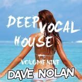 DEEP VOCAL HOUSE - VOLUME NINE