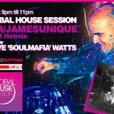 8 October 14 Global House Session (James Unique2rhythm Guest Hot Mix)